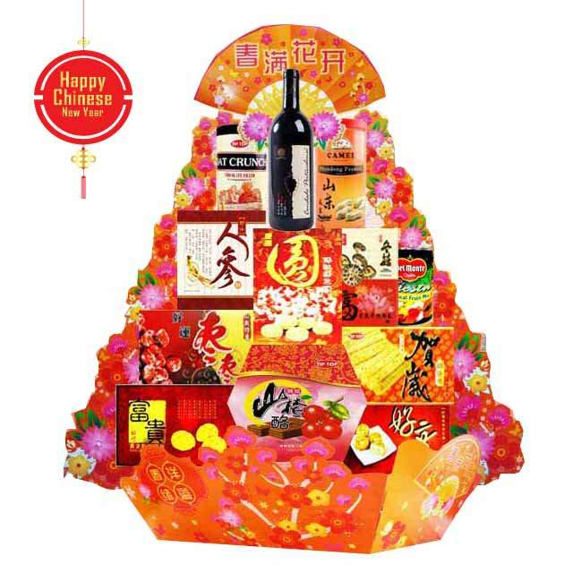 4 Recommendations to give the right Chinese New Year Hamper