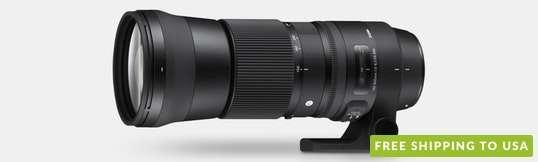 Sigma 150–600mm F5–6.3 Contemporary DG OS HSM Lens
