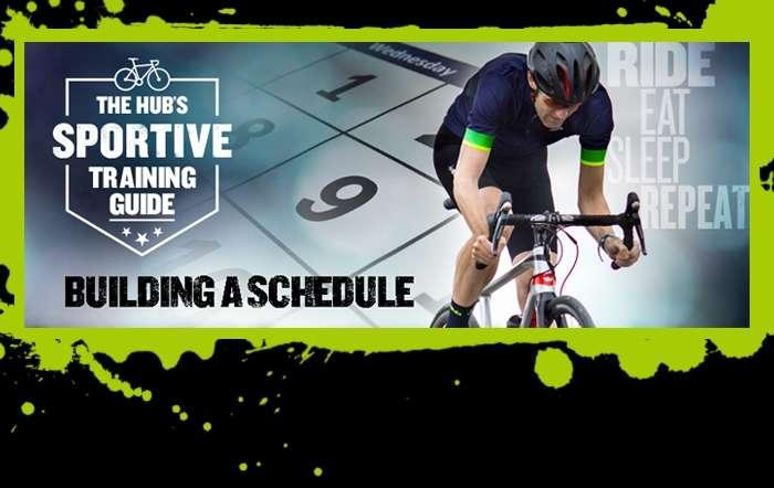 Sportive training guide