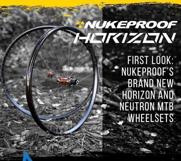 First Look: Horizon and Neutron wheelsets