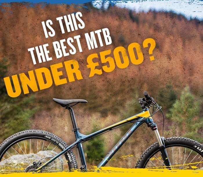 Best MTB under £500