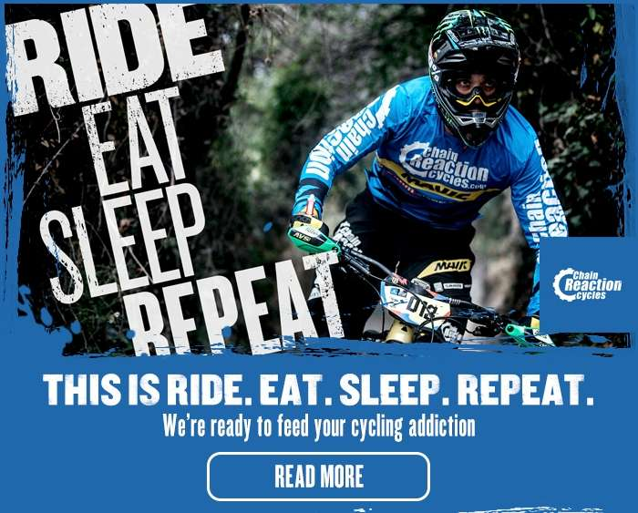 This is Ride. Eat. Sleep. Repeat.