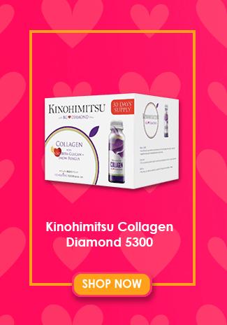 Kinohimitsu Collagen Diamond 5300