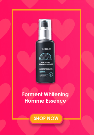 Forment Whitening Homme Essence