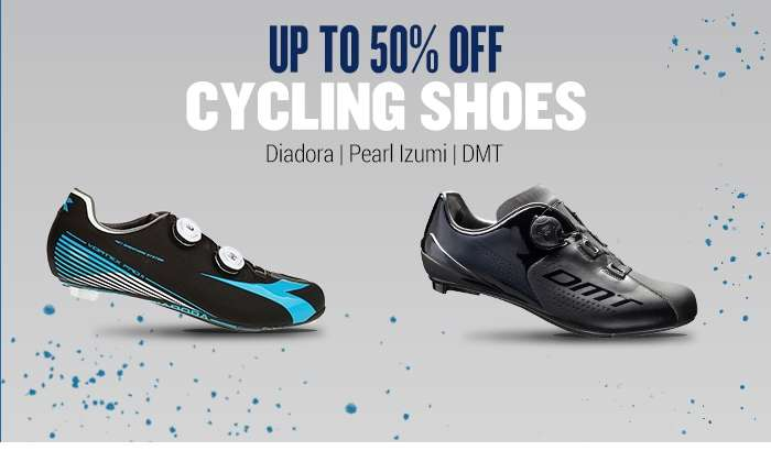 Up to 50% off Cycling Shoes