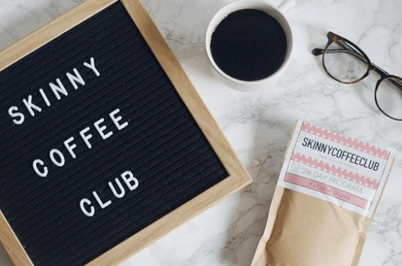 15% Off Skinny Coffee Club