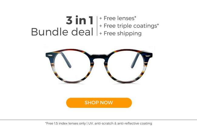 38e64d3cd5c SmartBuyGlasses  3 in 1 bundle deals on great glasses