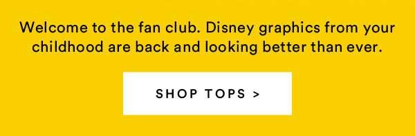 Disney tops   Shop Now