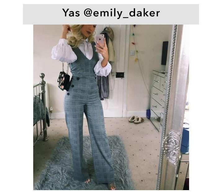 Yas @emily_daker - Follow Us On Insta
