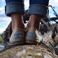 Go out on a limb! 🌳 #travelingTOMS 📷 @cycleetah