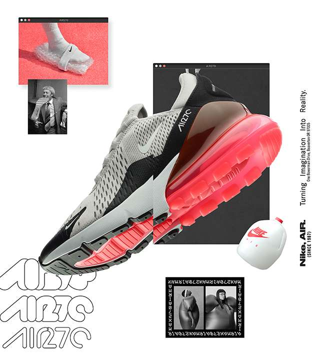 Nike] Introducing: Nike Air Max 270