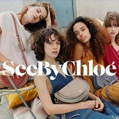 Join the gang #SeeByChloeShop the #Spring18 collection now on chloe.com