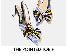 The Pointed Toe