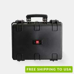 Monoprice Hardshell Equipment Case