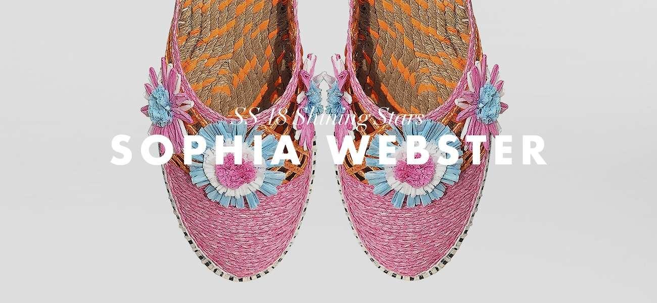 SOPHIA WEBSTER SS18