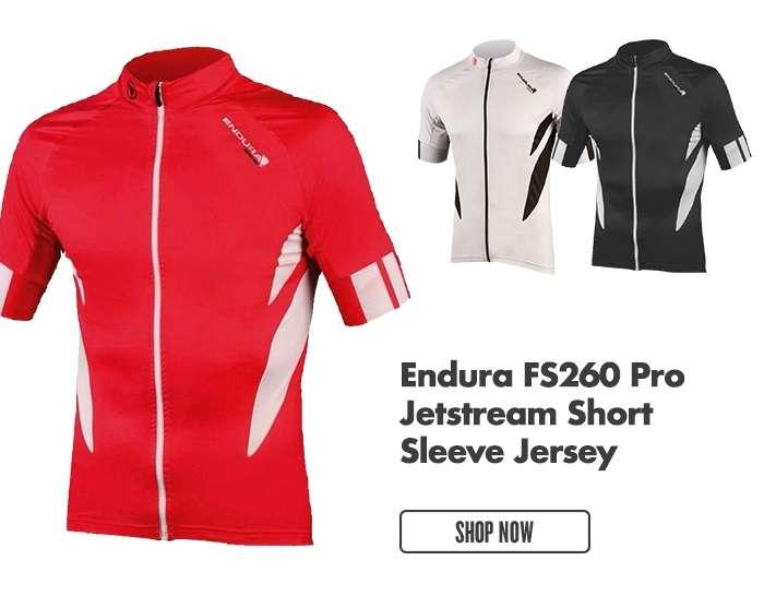 Endura FS260 Pro Jetstream Short Sleeve Jersey