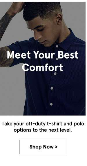 Meet your best comfort. shop now