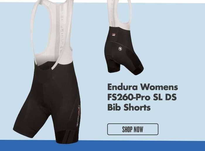 Endura Womens FS260-Pro SL DS Bib Shorts
