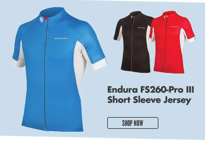 Endura FS260-Pro III Short Sleeve Jersey