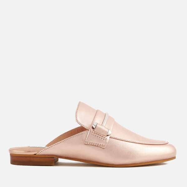 Kera Leather Slide Loafers