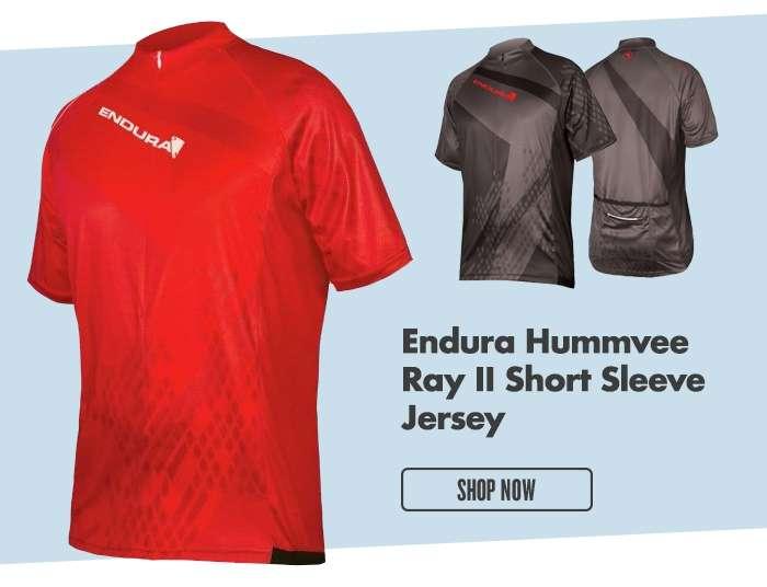 Endura Hummvee Ray II Short Sleeve Jersey