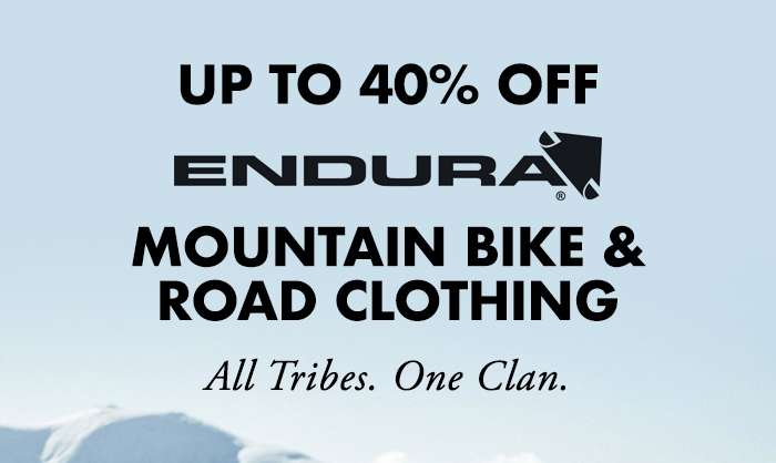 Up to 40% Off Endura