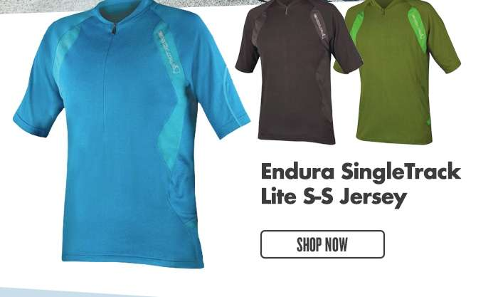 Endura SingleTrack Lite S-S Jersey