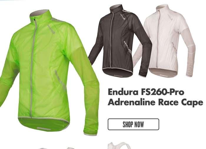Endura FS260-Pro Adrenaline Race Cape