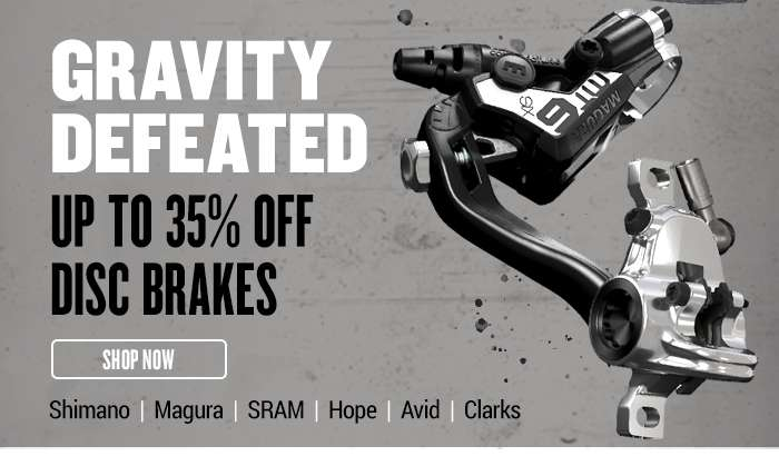 Up to 35% Off Disc Brakes