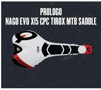 PROLOGO Nago Evo X15 CPC Tirox MTB Saddle