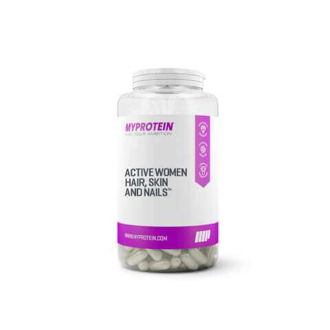 Active Women Hair, Skin and Nails