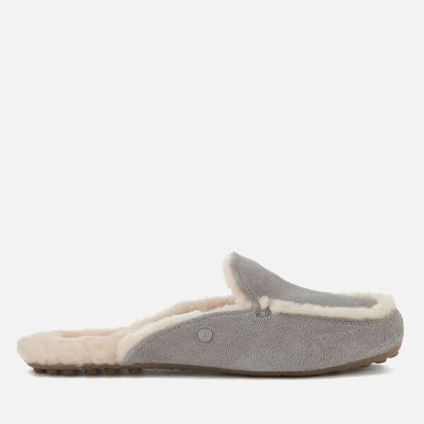 UGG Women's Lane Suede Slippers