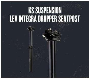 KS Suspension LEV Integra Dropper Seatpost