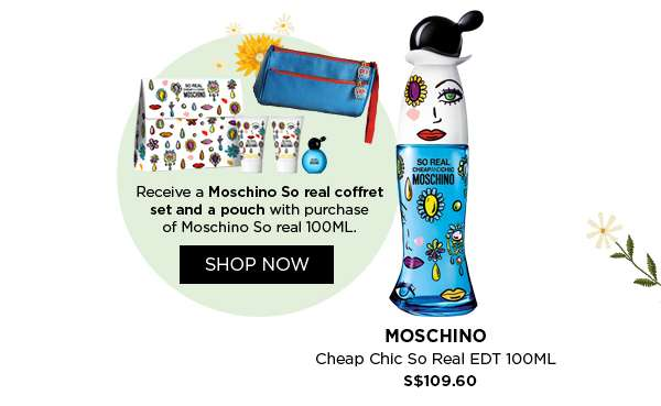 Shop Now: Cheap Chic So Real EDT S$78.00