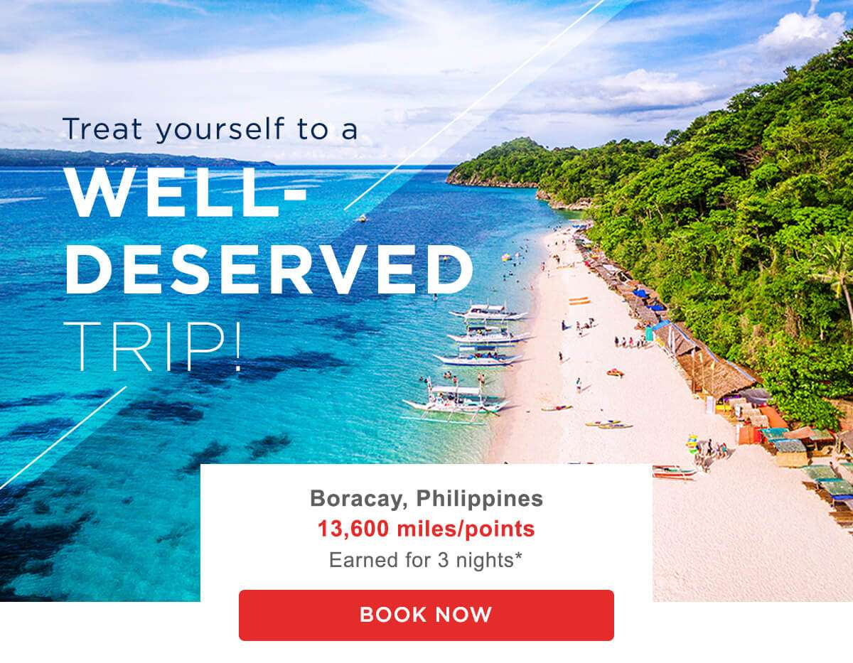 Search Hotels in Boracay