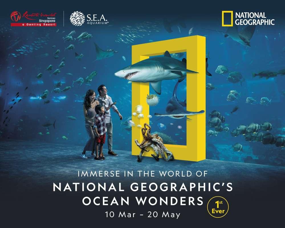 National Geographic's Ocean Wonders at S.E.A. Aquarium