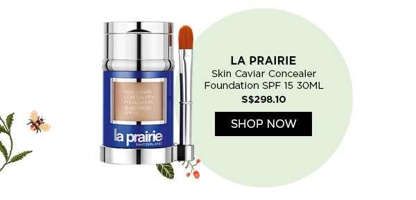 Shop Now: Skin Caviar Concealer Foundation SPF 15 30ML S$298.10