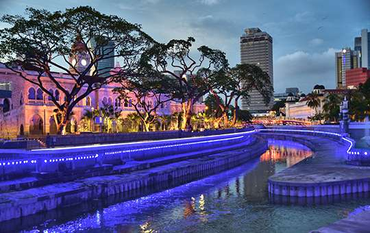 KL'S RIVER RECOVERY