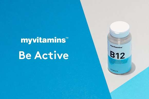 Save up to 55% on the myvitamins range!