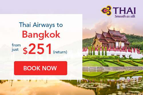Special Thai Airways offer to Bangkok!