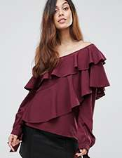 Vila One Shoulder Top