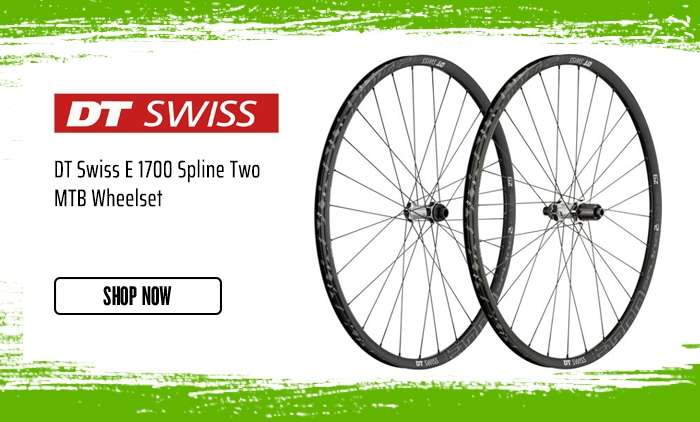 DT Swiss E 1700 Spline Two MTB Wheels