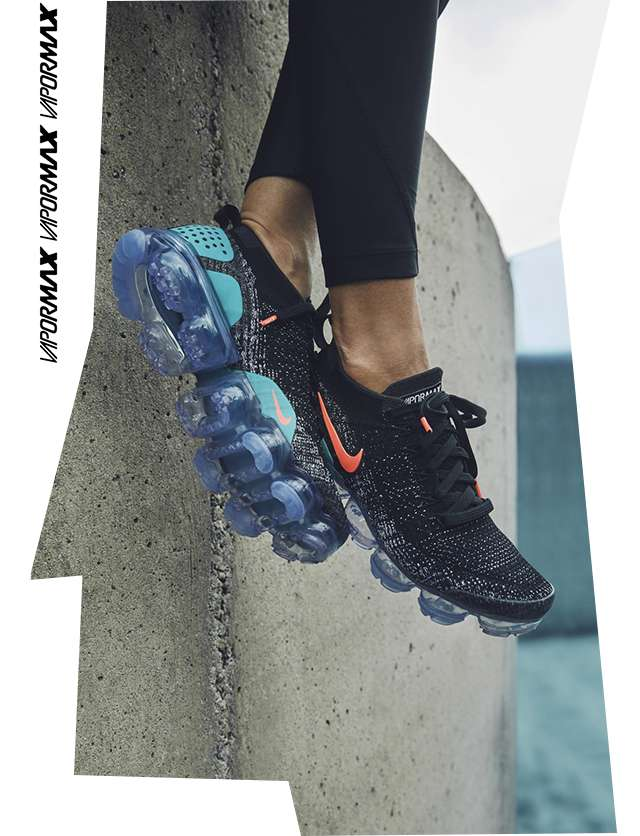 e010e9174d4 Nike  Introducing  Nike Air VaporMax Flyknit 2 - 👑BQ.sg BargainQueen