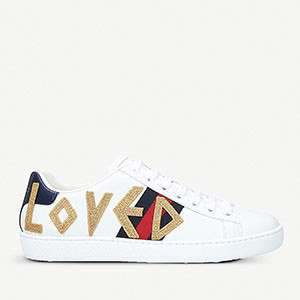GUCCI - New Ace trainers