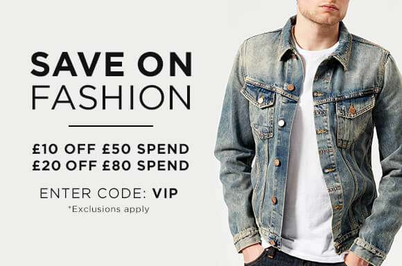 Save on fashion