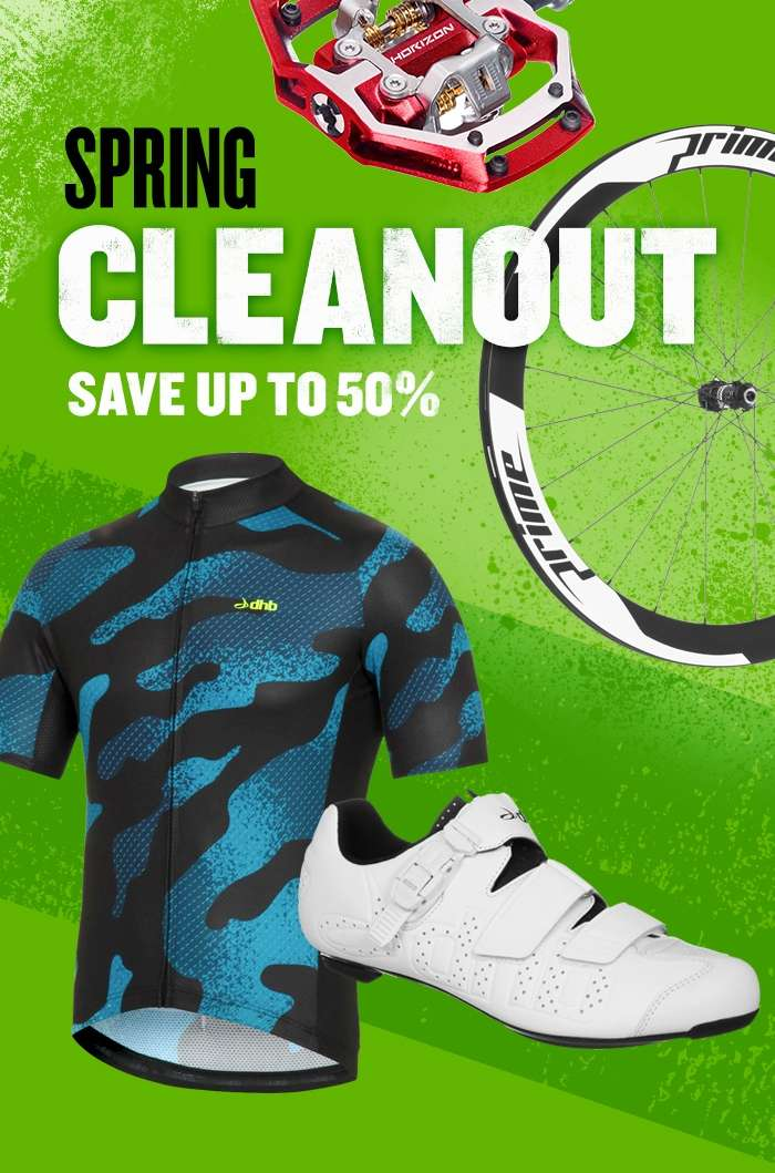 Spring Cleanout - Up to 50% Off!