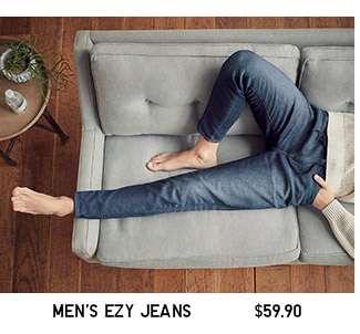 Shop Men's EZY Jeans at $59.90