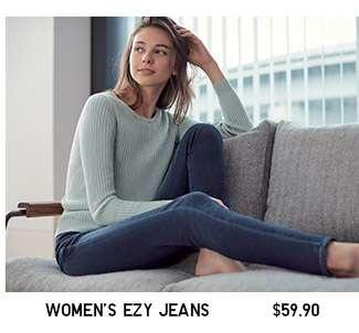 Shop Women's EZY Jeans at $59.90