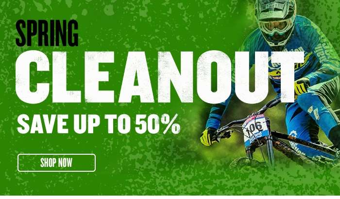 Spring Cleanout Up to 50% off