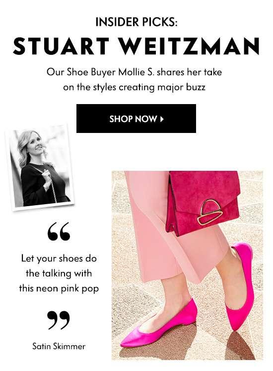 Shop Stuart Weitzman
